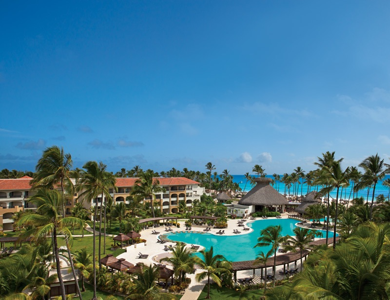 Large Pool at Now Larimar Punta Cana