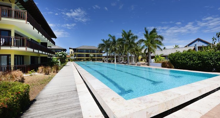Lion Dive and Beach Resort Lap Pool