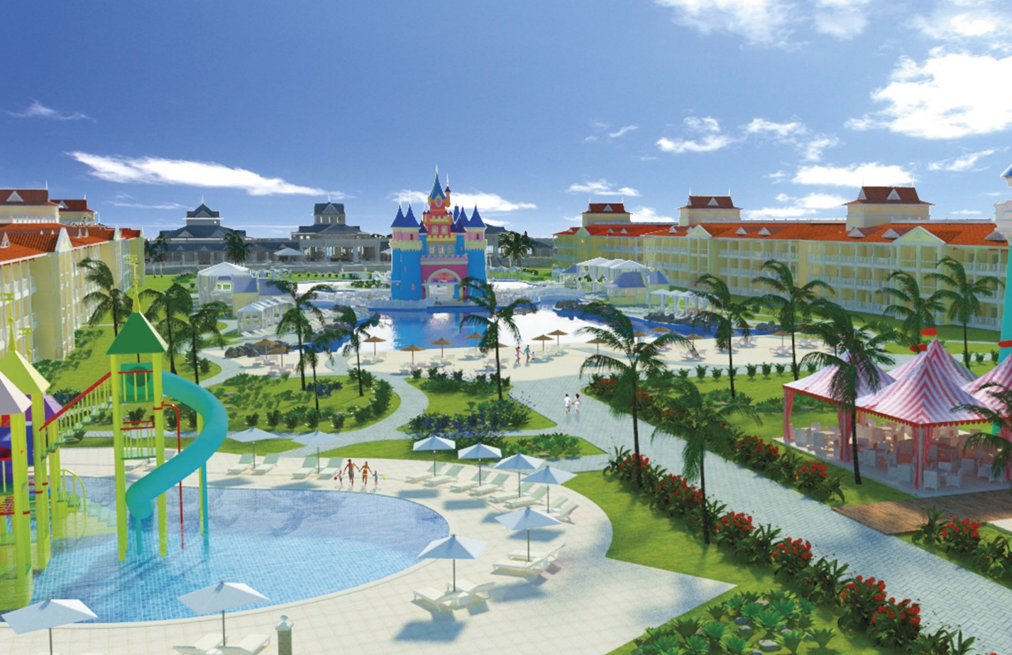 Luxury Bahia Principe Fantasia Water Park