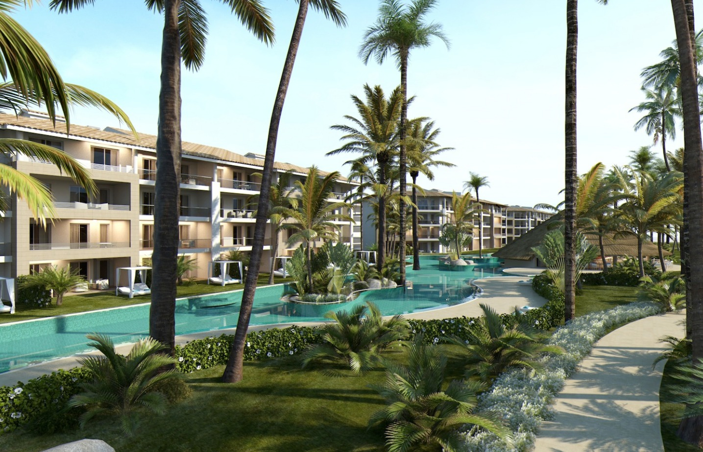 Majestic Mirage Punta Cana Resorts Daily
