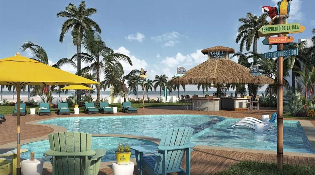 Margaritaville Island Reserve by Karisma Riviera Cancun