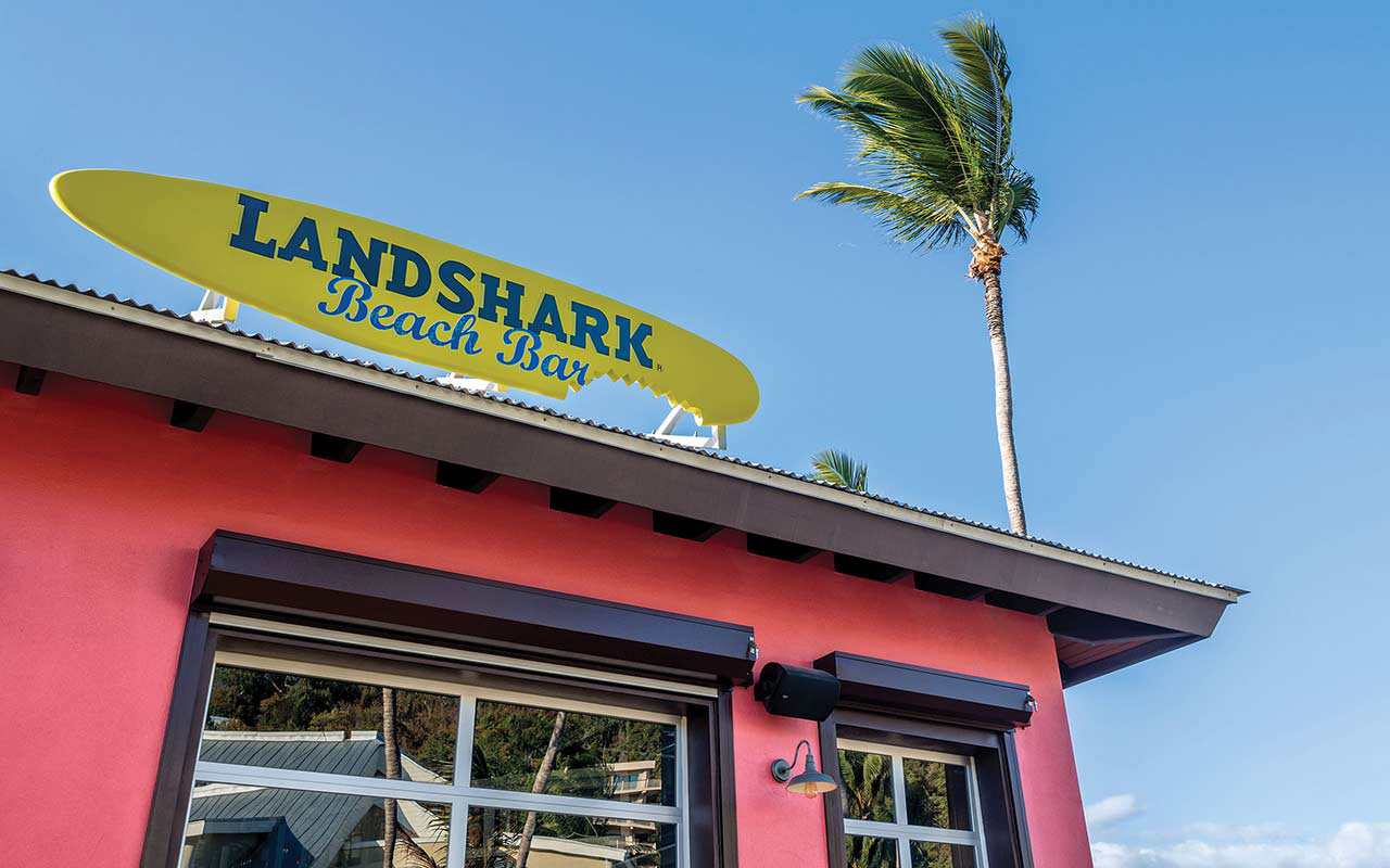 Margaritaville St. Thomas Beach Bar