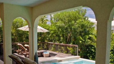 Meads Bay Beach Villas Private Pool