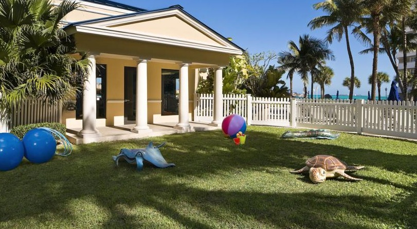 Melia Nassau Beach Kids Club
