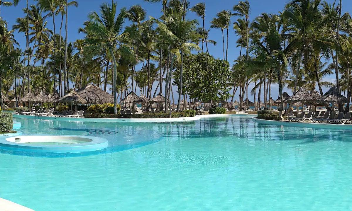 Melia Punta Cana Beach Resort Pool