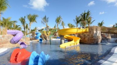 Waterpark at Memories Splash Punta Cana