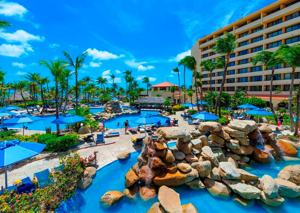Aruba all inclusive family resorts resorts daily for All inclusive resorts in