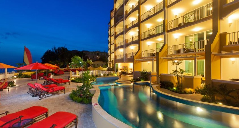 Ocean Two Resort Pool