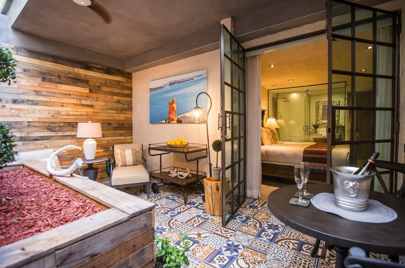 Olive Boutique Hotel Mediterranean Suite