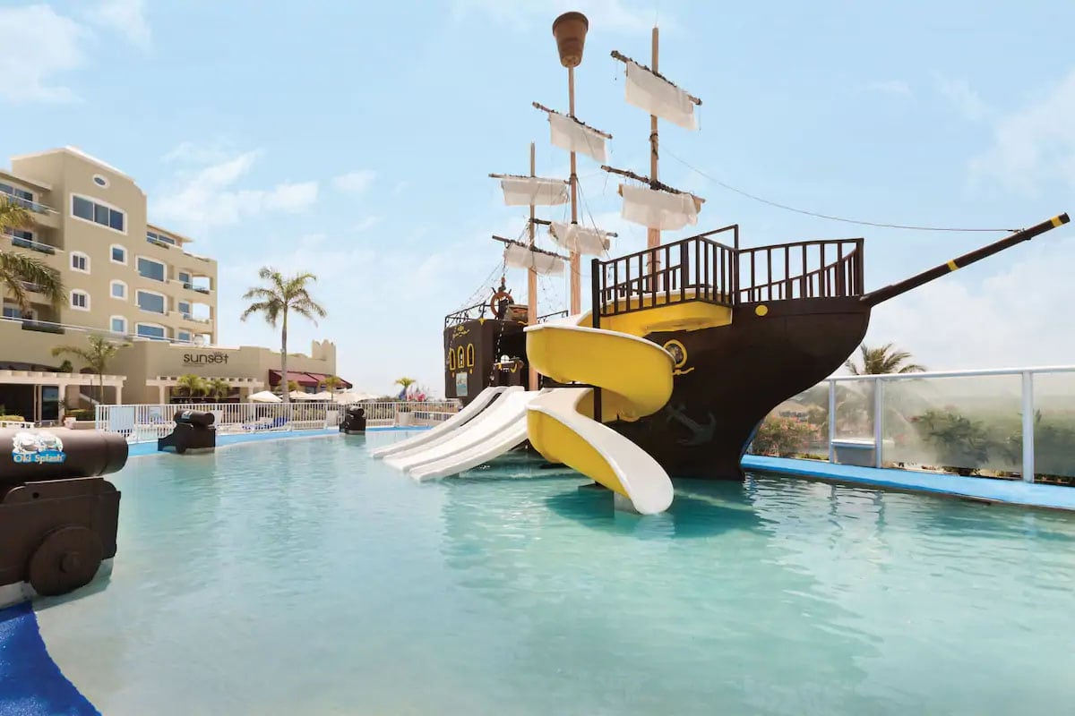 Panama Jack Cancun Water Park