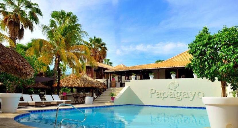 Papagayo Beach Resort Pool