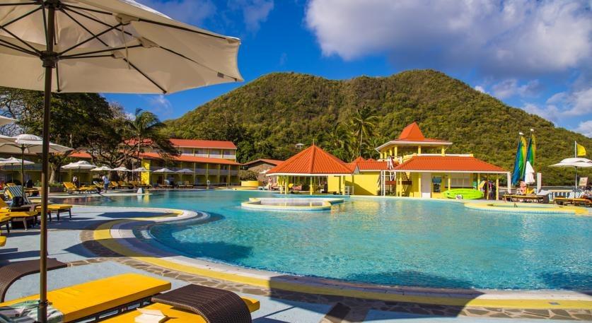 Papillon by Rex Resorts Pool