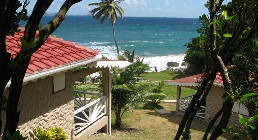 Petite Anse Hotel Private Beach