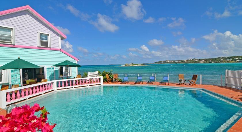 Pool at Arawak Beach Inn