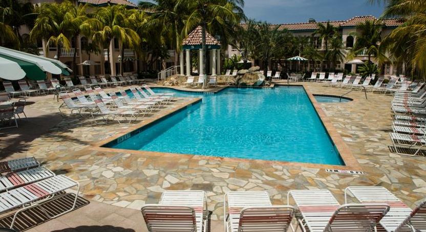 Pool at Caribbean Palm Village Resort