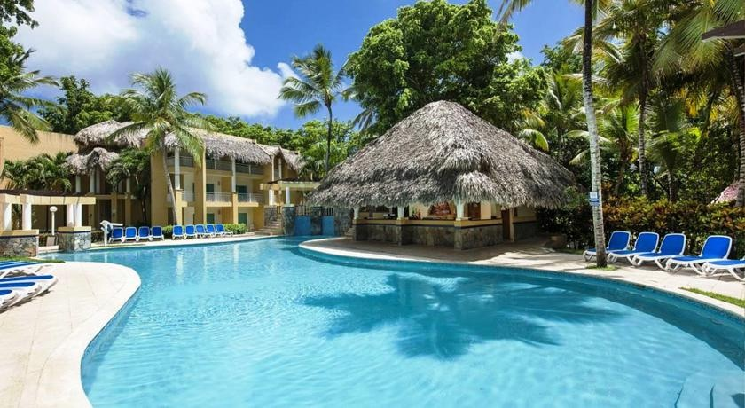 Pool at Grand Paradise Samana