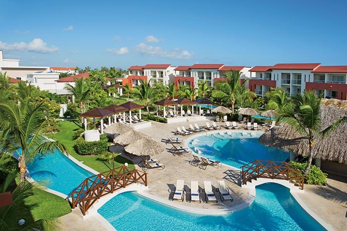 Pool at Now Garden Punta Cana