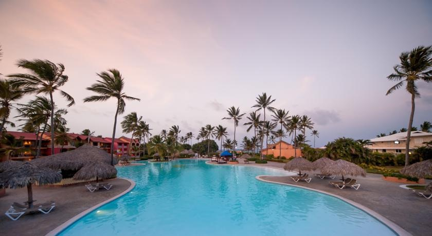 Pool at Punta Cana Princess All Suites Resort & Spa