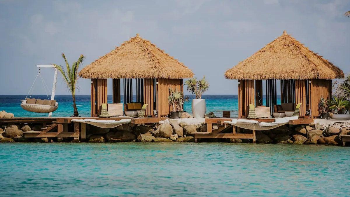 Renaissance Aruba Private Island Cabana