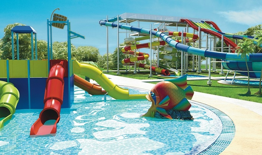 New Water Park Opens At Riu Punta Cana Resorts Resorts Daily