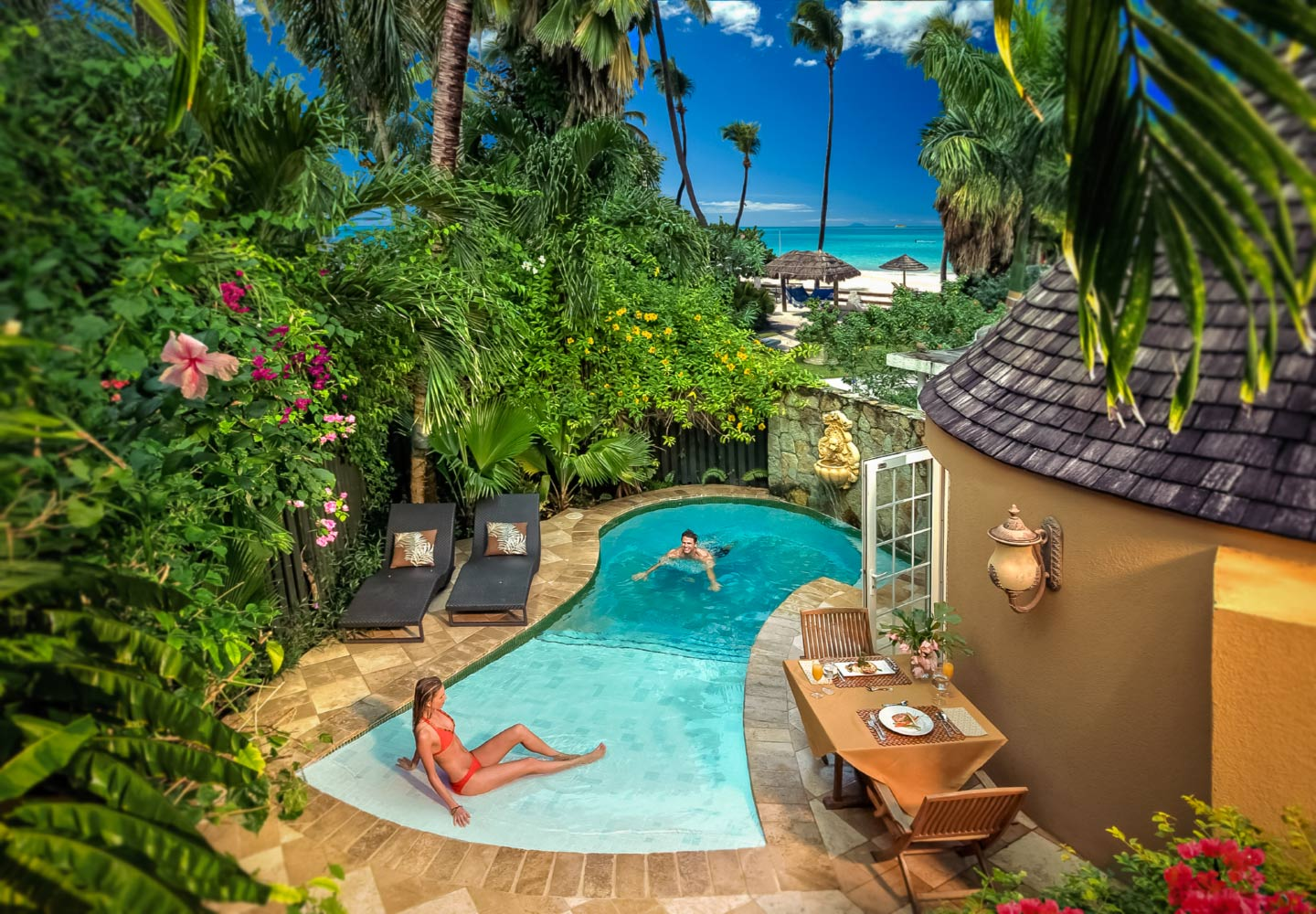 Sandals grande antigua resorts daily for All inclusive resorts for honeymoon