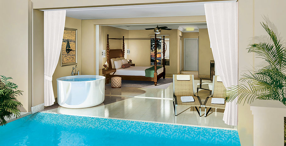 A Sneak Peek Of Sandals Barbados Resorts Daily