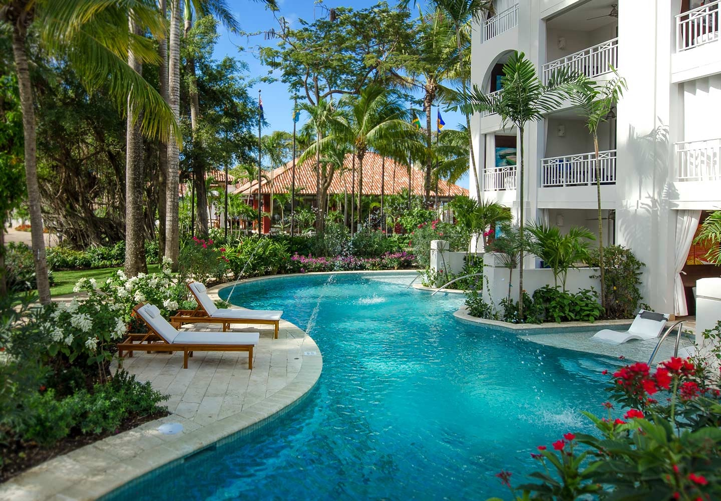 New Resorts With Swim Out Suites Resorts Daily