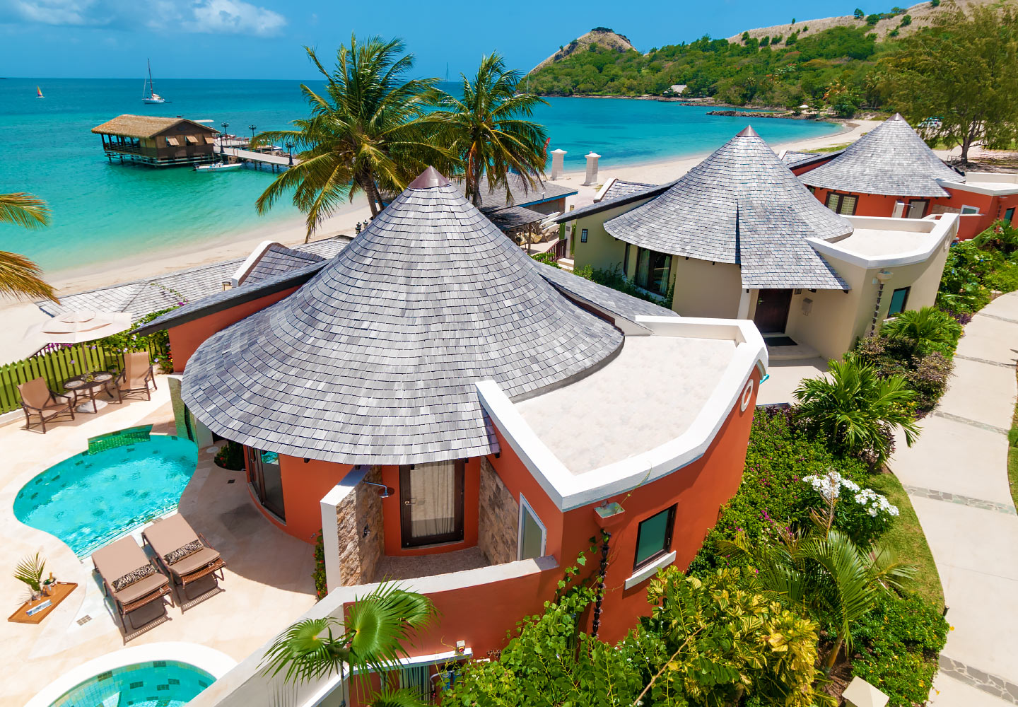 Sandals Grande St Lucian Resorts Daily