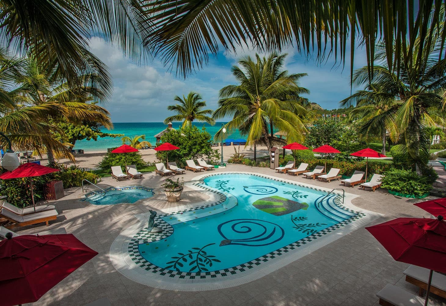 Sandals Grande St. Lucian