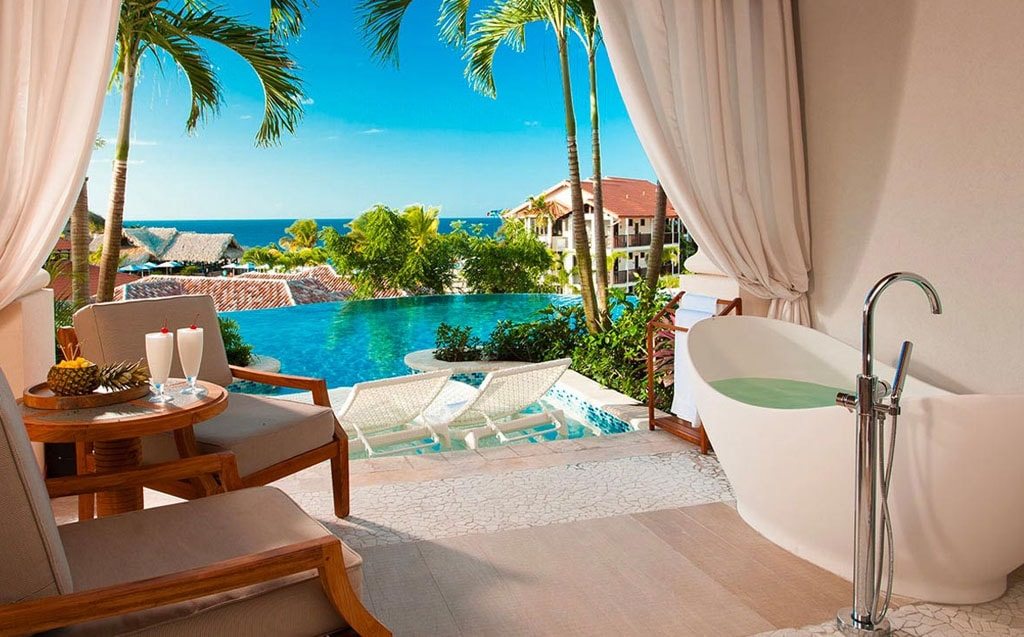 Sandals Grenada Swim Out Suite