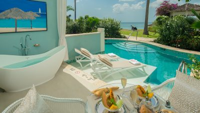 Sandals Resorts with Swim-Up Pools