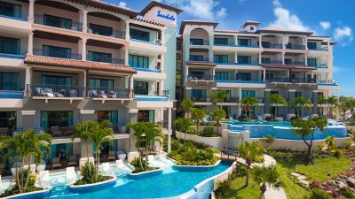 Sandals LaSource Italian Village