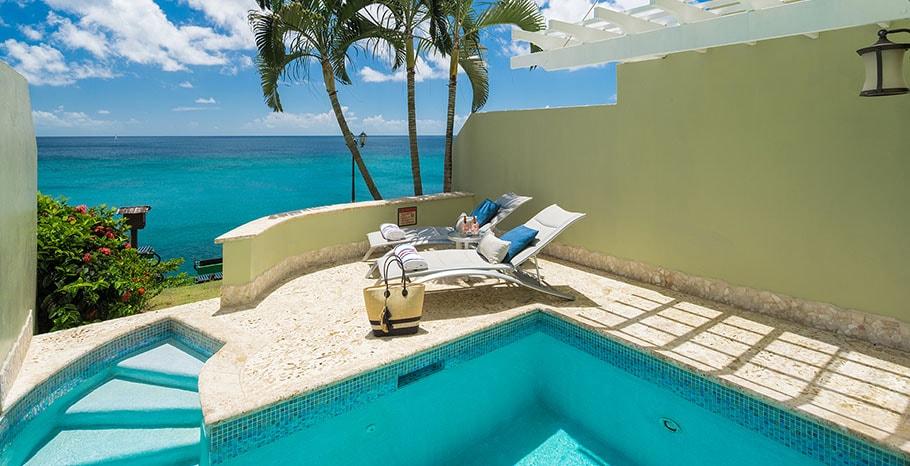 Sandals Regency La Toc Private Pool Suite