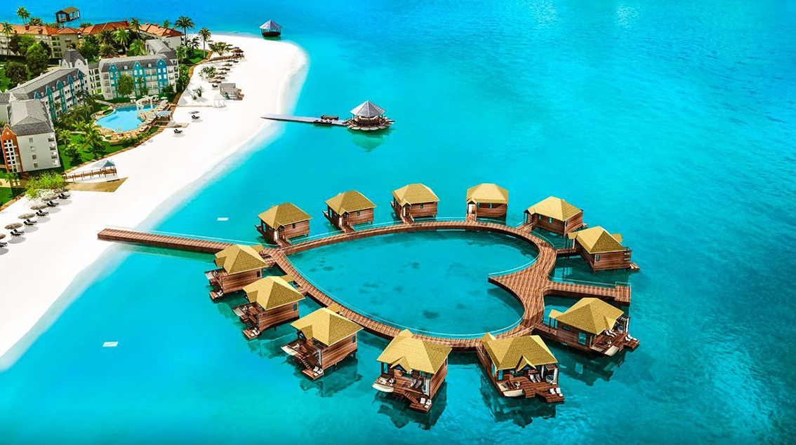 Sandals South Coast Resorts Daily