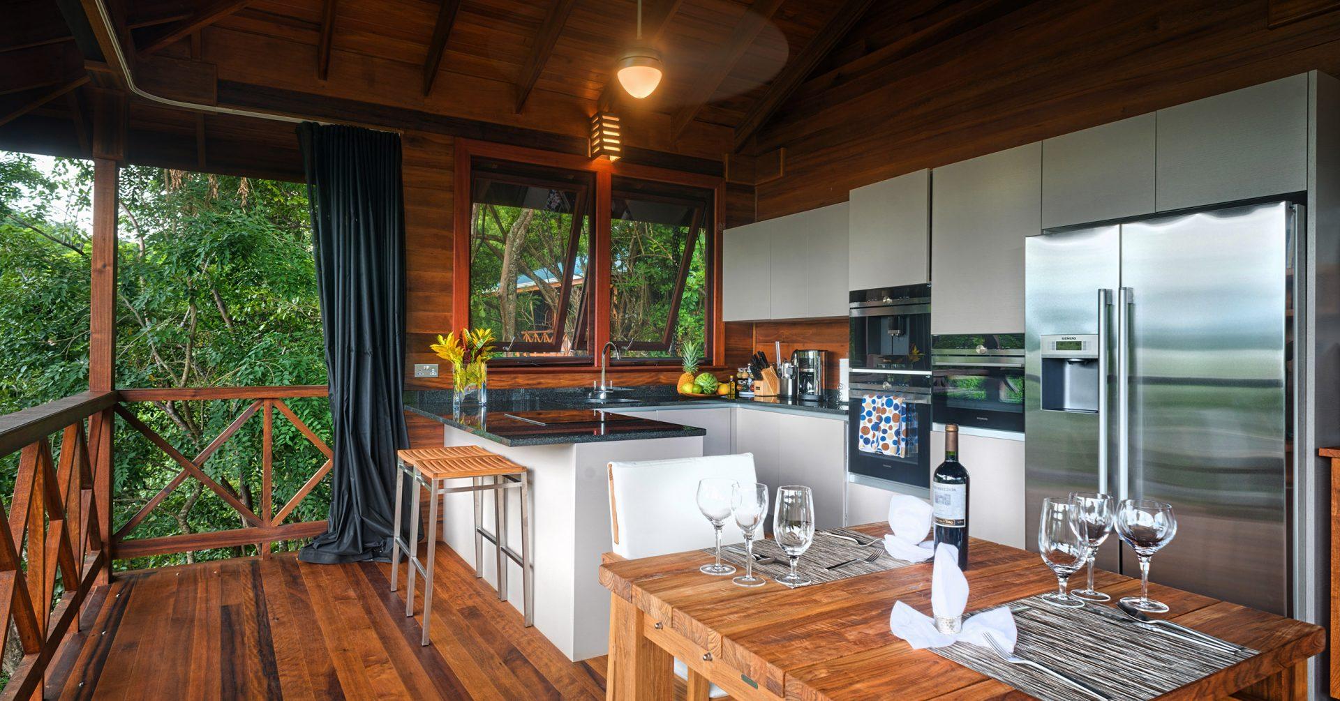 Inside The New Luxury Treehouse Villas At Secret Bay