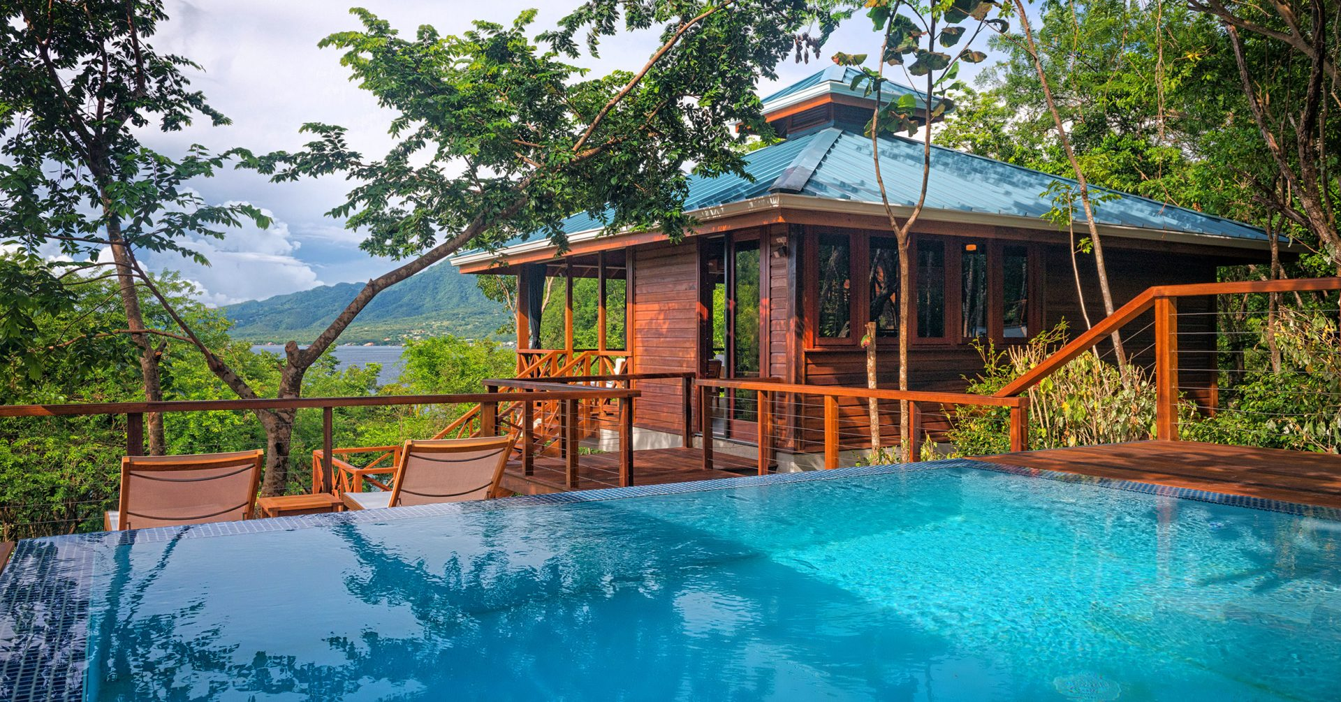 Inside The New Luxury Treehouse Villas At Secret Bay