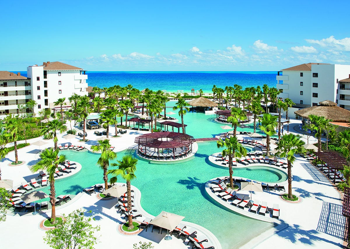 Secrets Playa Mujeres Golf  Spa Resort  Resorts Daily