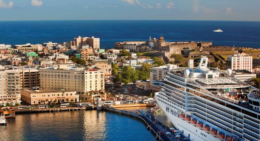 Sheraton Old San Juan Cruise Ship Pier
