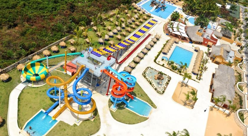 Waterpark at Sirenis Punta Cana Resort Casino & Aquagames