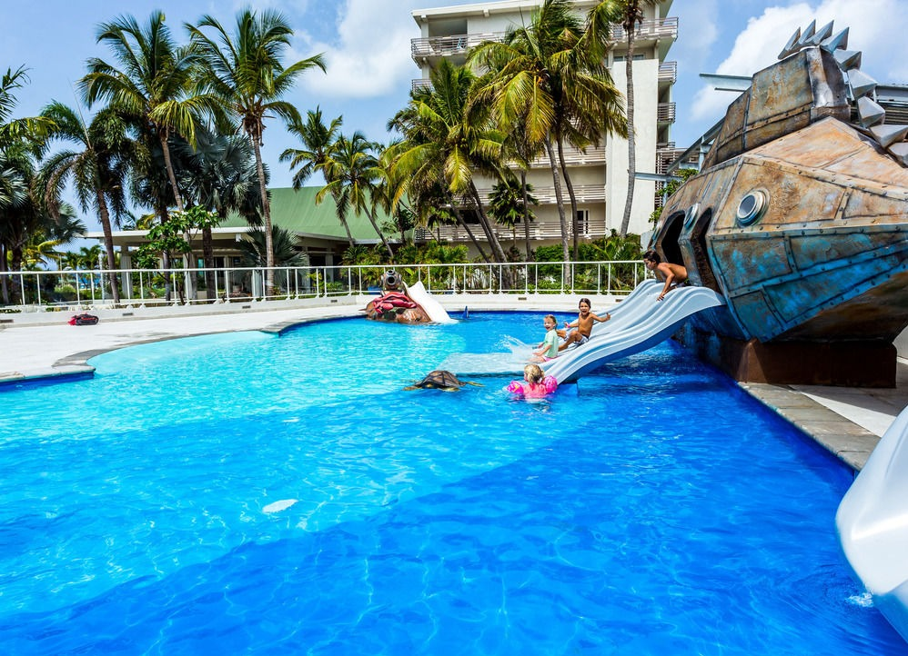 Sonesta Maho Beach Resort Kids Pool