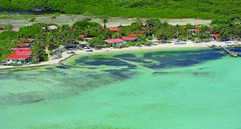 Sorobon Beach Resort Reef