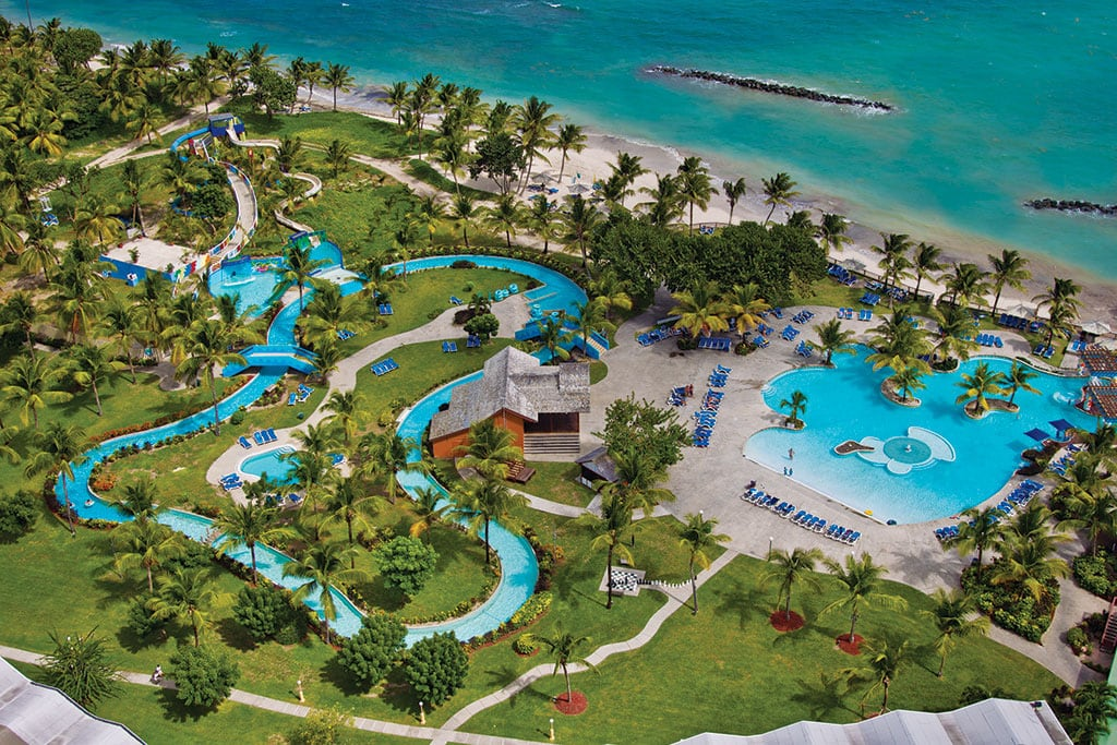 Caribbean Resorts With Water Parks Resorts Daily