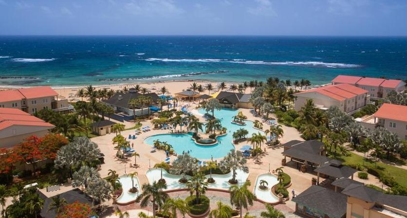 St. Kitts Marriott Resort Pool