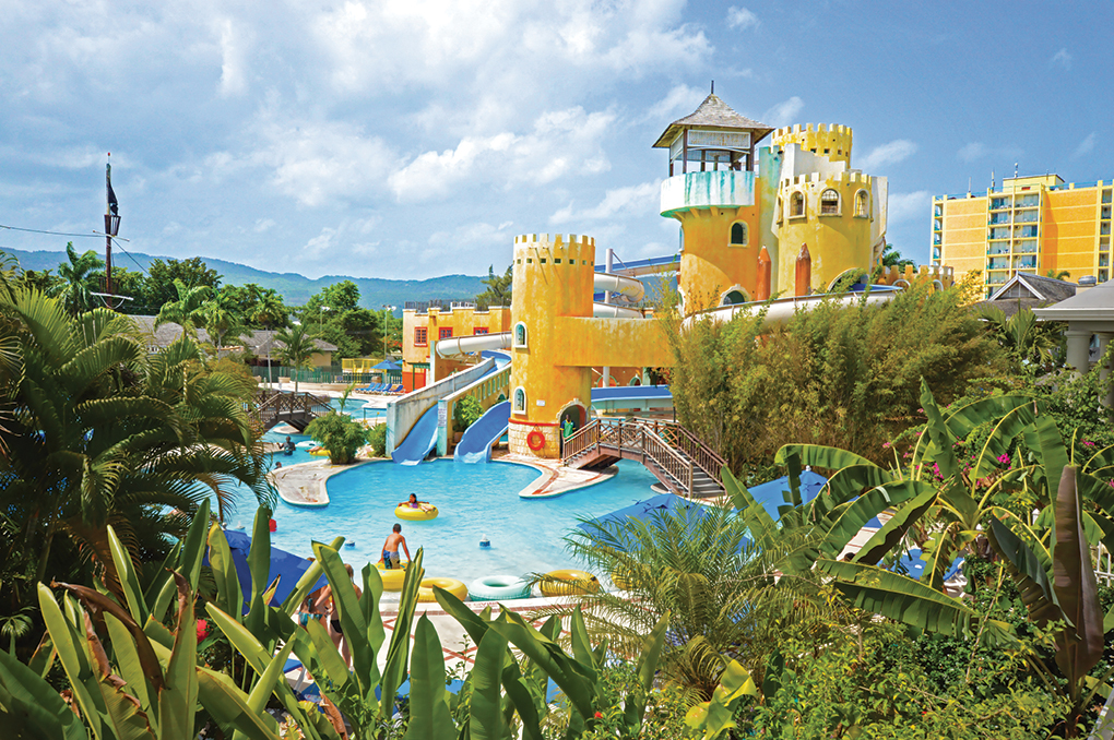 Sunscape Splash Montego Bay Water Park