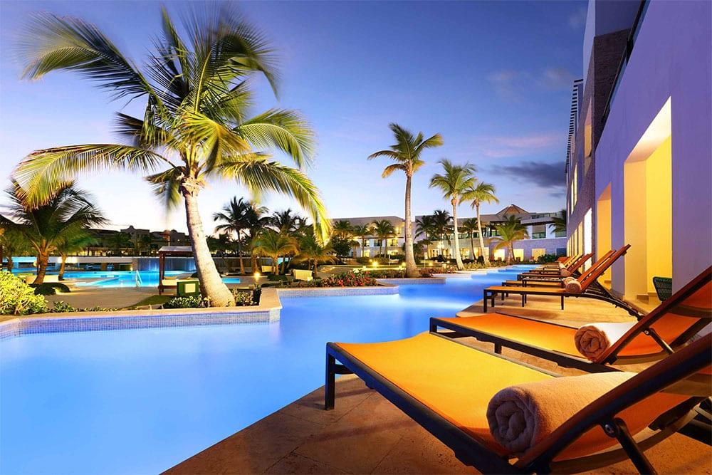 TRS Cap Cana Hotel Swim Up Suite