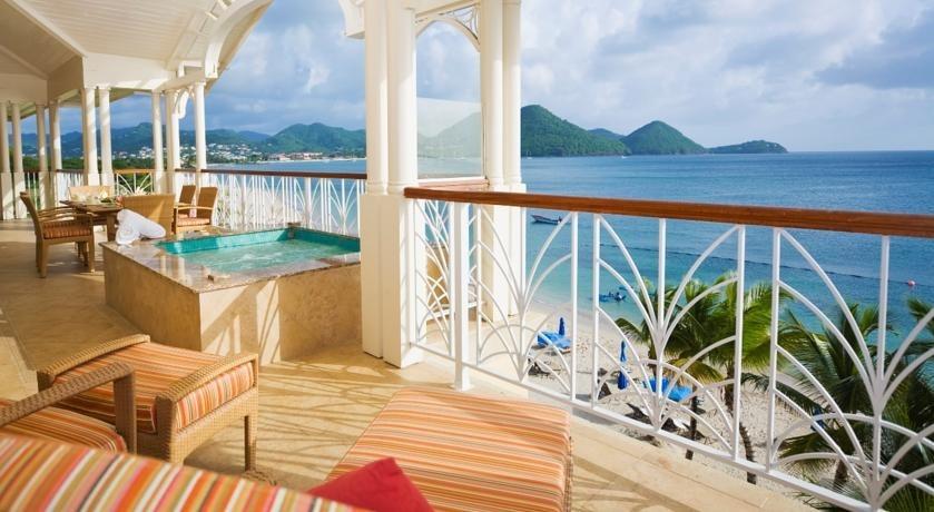 The Landings Ocean View Villa Suite