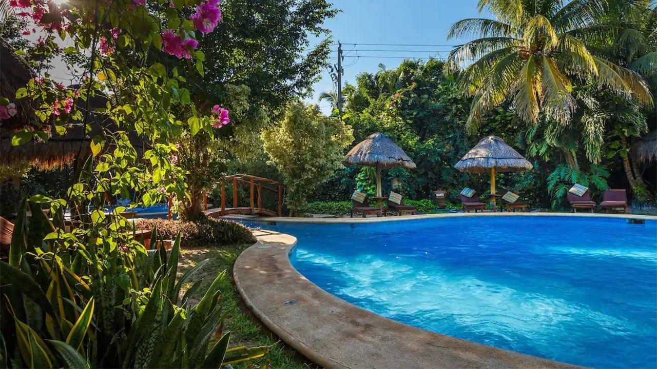 Villas HM Paraiso del Mar Pool