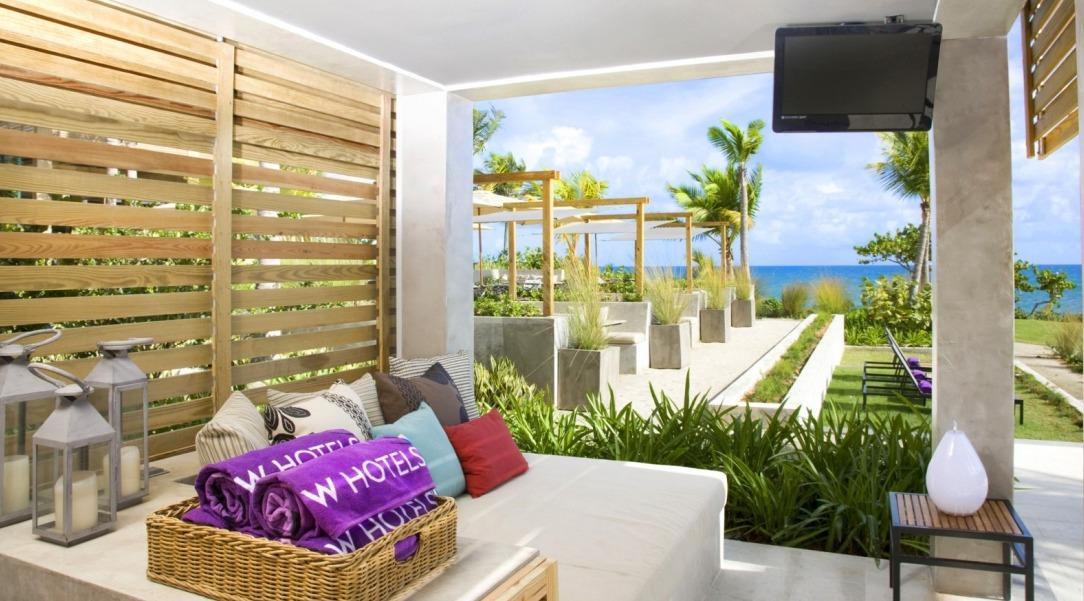W Retreat Spa Vieques Resorts Daily