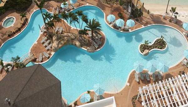 Warwick Paradise Island Pool