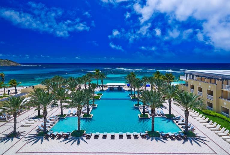 Westin Dawn Beach Resort Pool